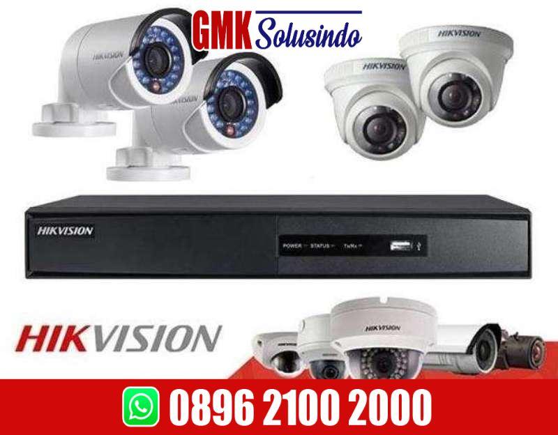 Paket Hikvision 4 Kamera